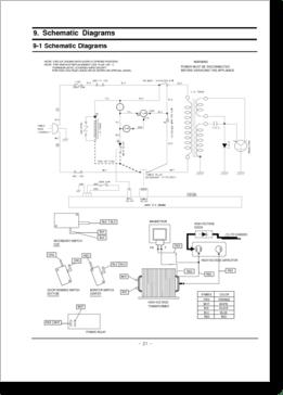 Diagrama/Manual Samsung MW1235WM